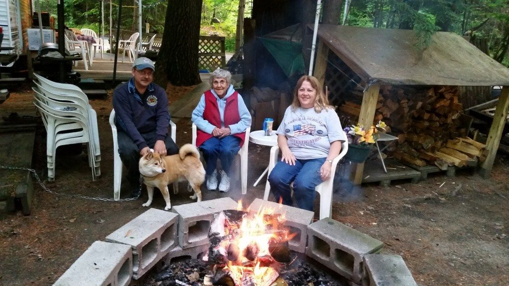 Adirondack Seasonal Camp Sites