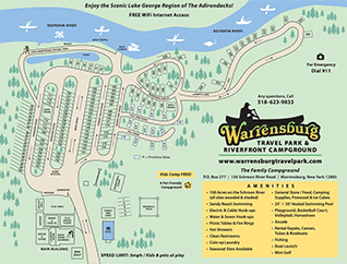 Warrensburg Travel Park Warrensburg Riverfront Camping in the